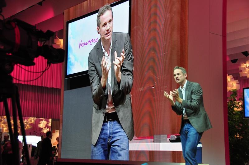 Keynote Speaker und iPad Zauberer Sim