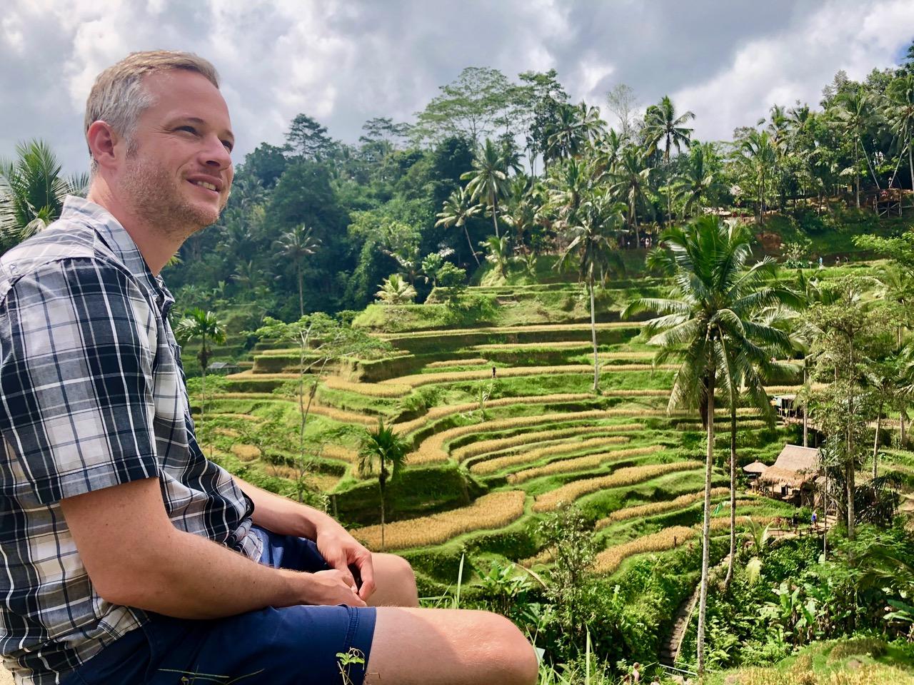 iPad Magie in Bali