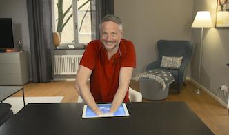 Simon Pierro Haende waschen width=
